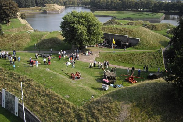 Fortress Naarden and the Fortress Museum